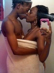 What do you think, these ebony couple..